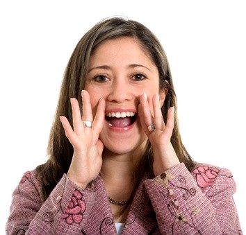 Image result for girl shouting